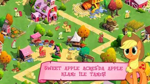 My Little Pony Android Hile Apk