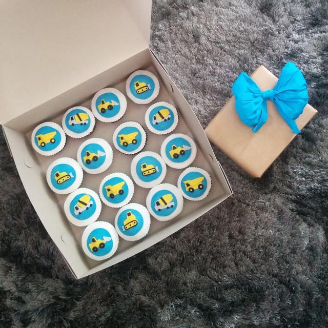 cupcakes s autama