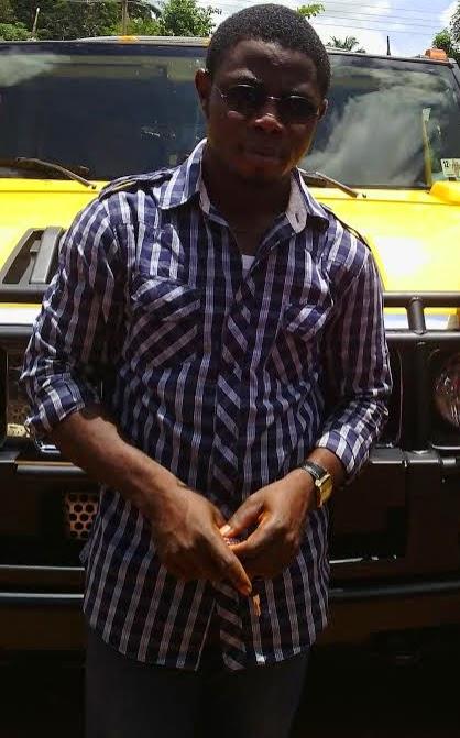 Comrade Ugwu Emmanuel Maduabuchi