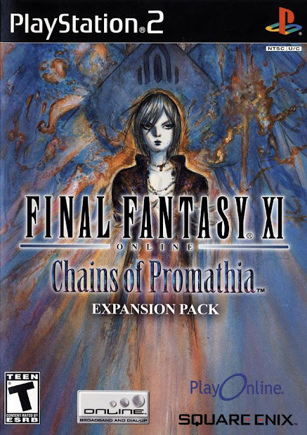 Download Final Fantasy XI Online Chains Of Promathia PS2 ( ISO ) Highly Compressed