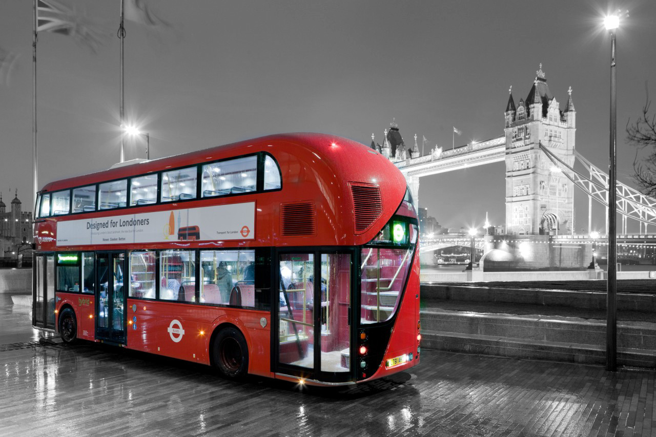 New Blog Pics Red Buses Wallpaper