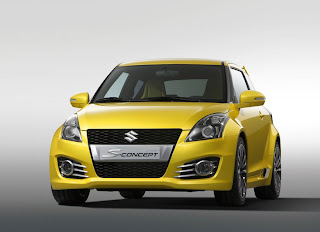 Suzuki Swift S Concept 2011   Auto Car