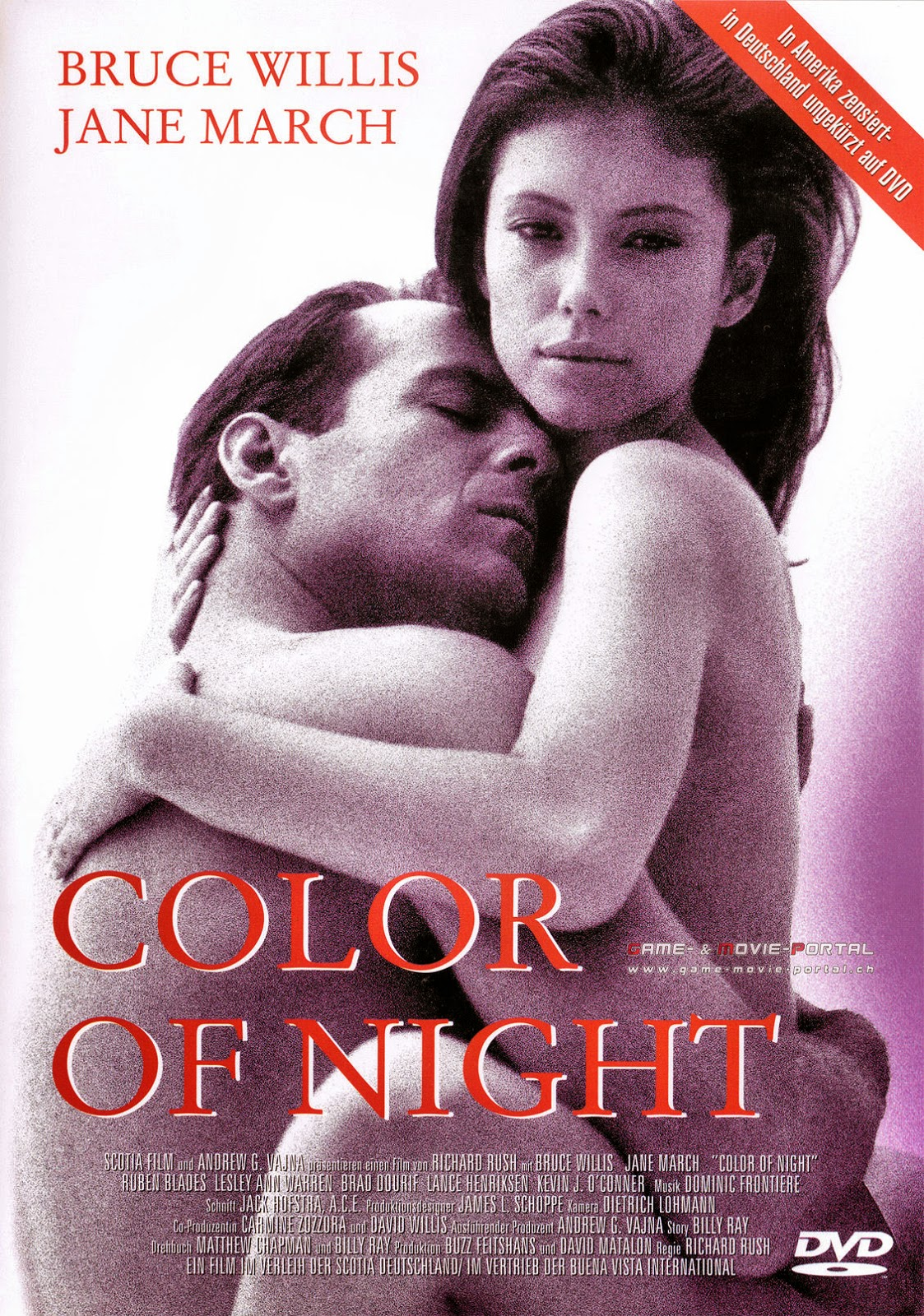Movie Color of Night (1994)