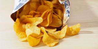 Bahaya Potato Chip Dapat Tingkatkan Resiko Kanker