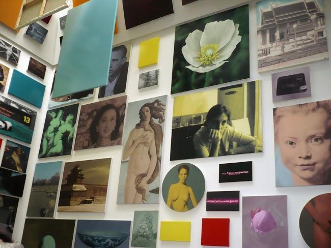 Ejemplos de fotografías de la exposición de Alberto Schommer