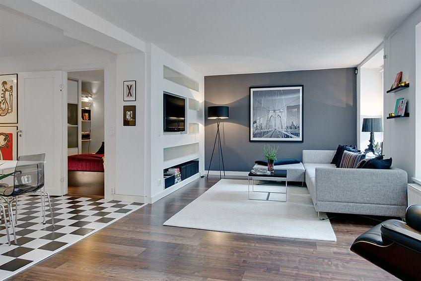 Achados de decoracao um dos apartamentos mais bonitos que for Fotos de apartamentos bonitos