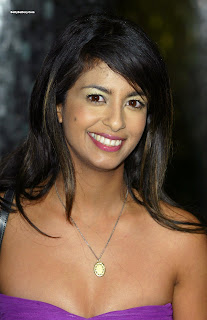 Konnie Huq Hairstyles - celebrity long hairstyle Ideas for Girls