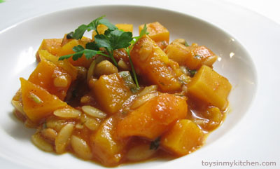 Pumpkin Stew - A Healthy Family Meal Recipe