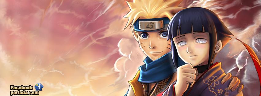 851 x 315 png 363kB, Portada_Facebook_Naruto_Naruto_Hinata.png