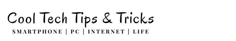 Cool Tech Tips & Tricks