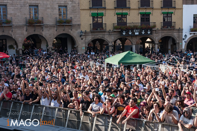 Be Prog! My Friend, Poble Espanyol 11-07-2015