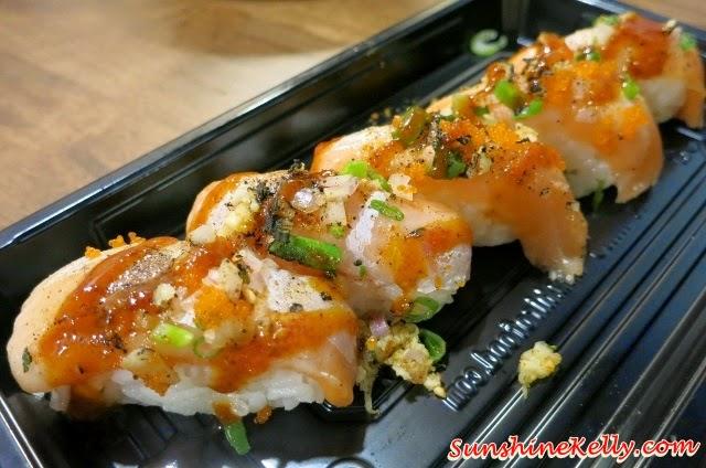 Fusion Salmon Belly Osaka