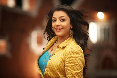 South Actress Kajal Agrawal hot HD Wallpaper Collection