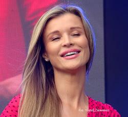 Modelka Joanna Krupa
