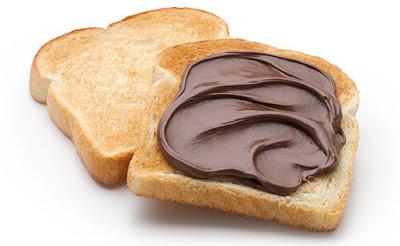 O que tem dentro de um pote de Nutella?