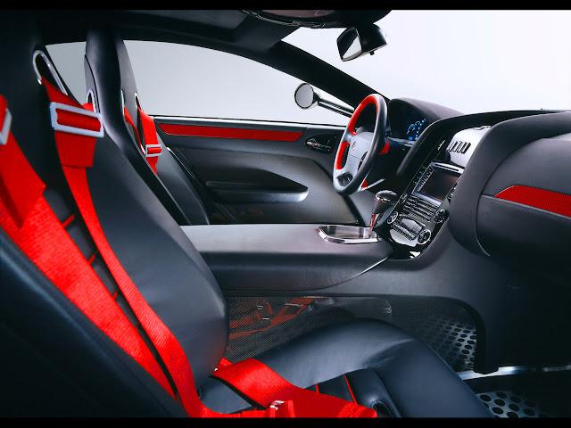 Maybach Exelero Interior - Maybach Exelero V12 Biturbo | Twin turbo Supercar