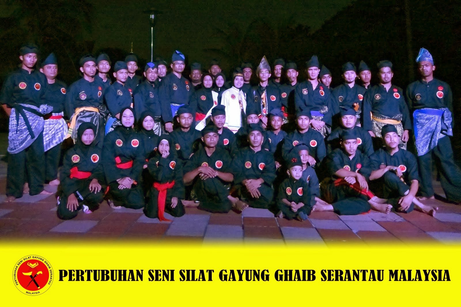 PERTUBUHAN SENI SILAT GAYUNG GHAIB SERANTAU MALAYSIA