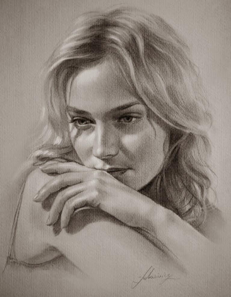dibujos-de-mujeres-hermosas-a-lapiz