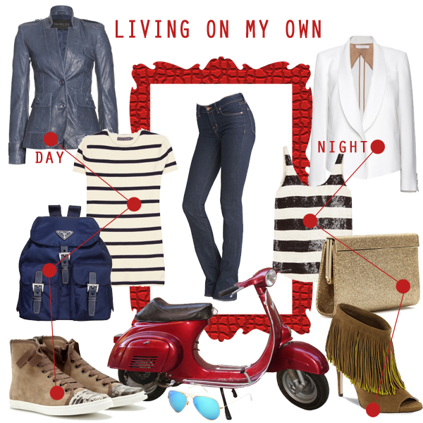 Outfit per Contest Luisaviaroma by Design and Fashion recipes