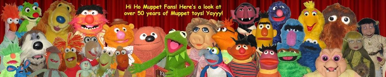 Mikey's Muppet Memorabilia Museum