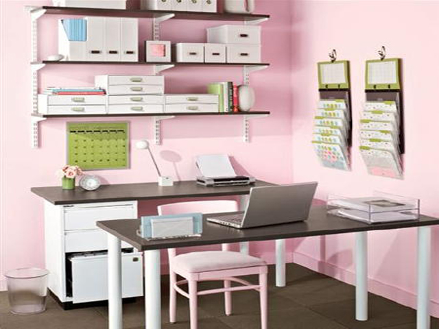 Creative Home Office Ideas For Women  Home Design Ideas