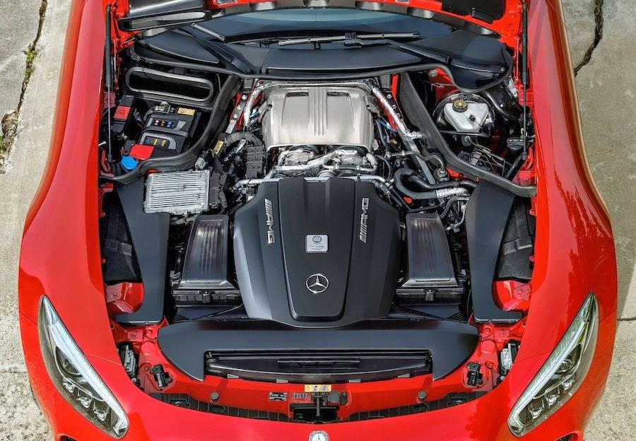 メルセデスベンツAMG GT
