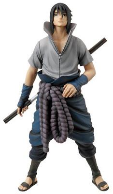 Figuarts Zero Naruto Shippuuden - Sasuke Uchiha