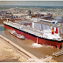 Jom Lihat Bagaimana Kapal Laut Terbesar Di Bina