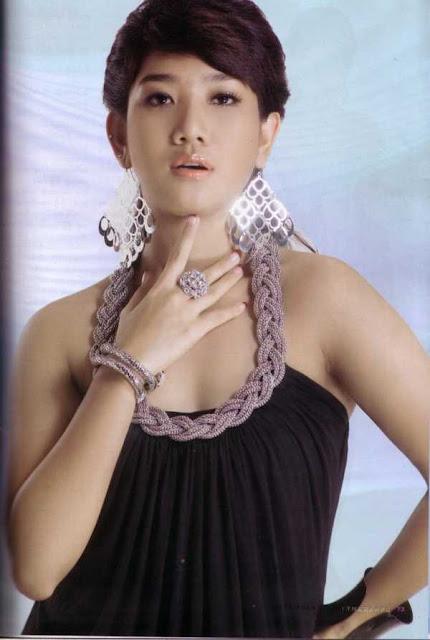 Myanmar Actress Tha Zin
