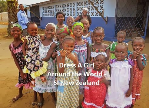 Dress A Girl Around the World - SI New Zealand