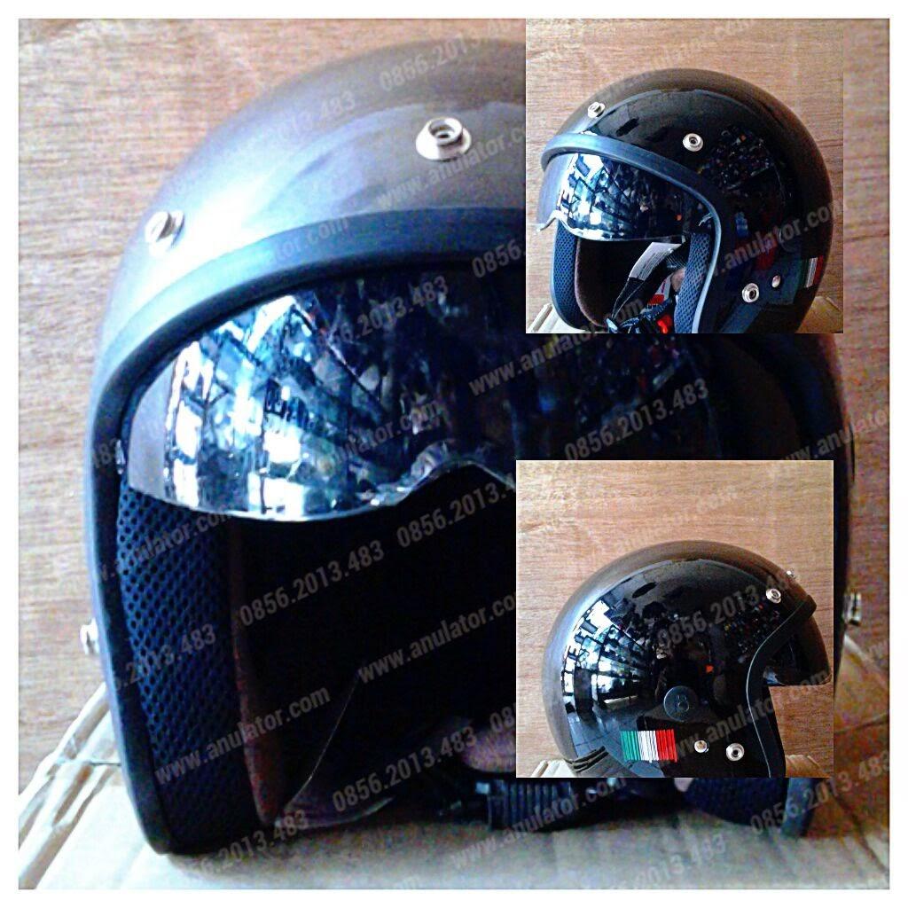 Barcode Grey Helmet Double