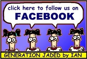 Visit Ian and Generation Jaded On Facebook