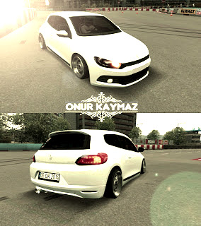 live for speed mods: volkswagen scirocco
