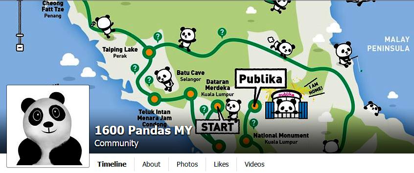 1600 Pandas MY