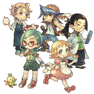 E3 2012: The creator of Harvest Moon on a project Happiness