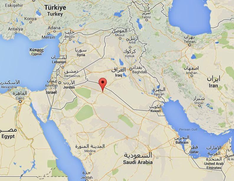 la-proxima-guerra-mapa-arabia-saudita-frontera-con-irak-objetivo-de-isil-isis