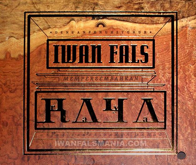 cover album Iwan Fals 'RAYA'