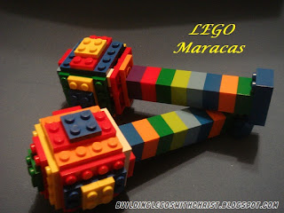 LEGO Maracas Instructional Video