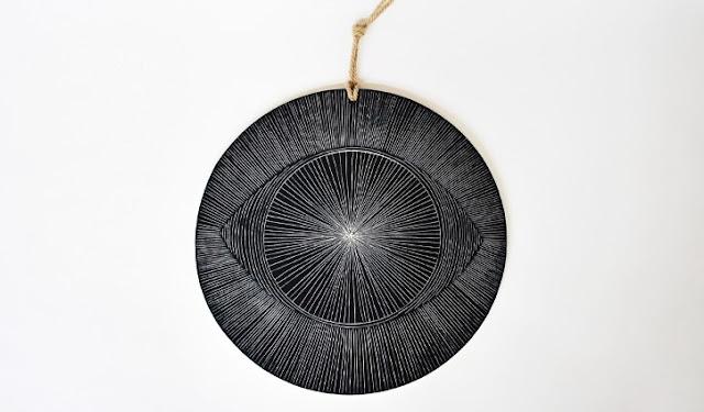 Oeil ceramique Mquan