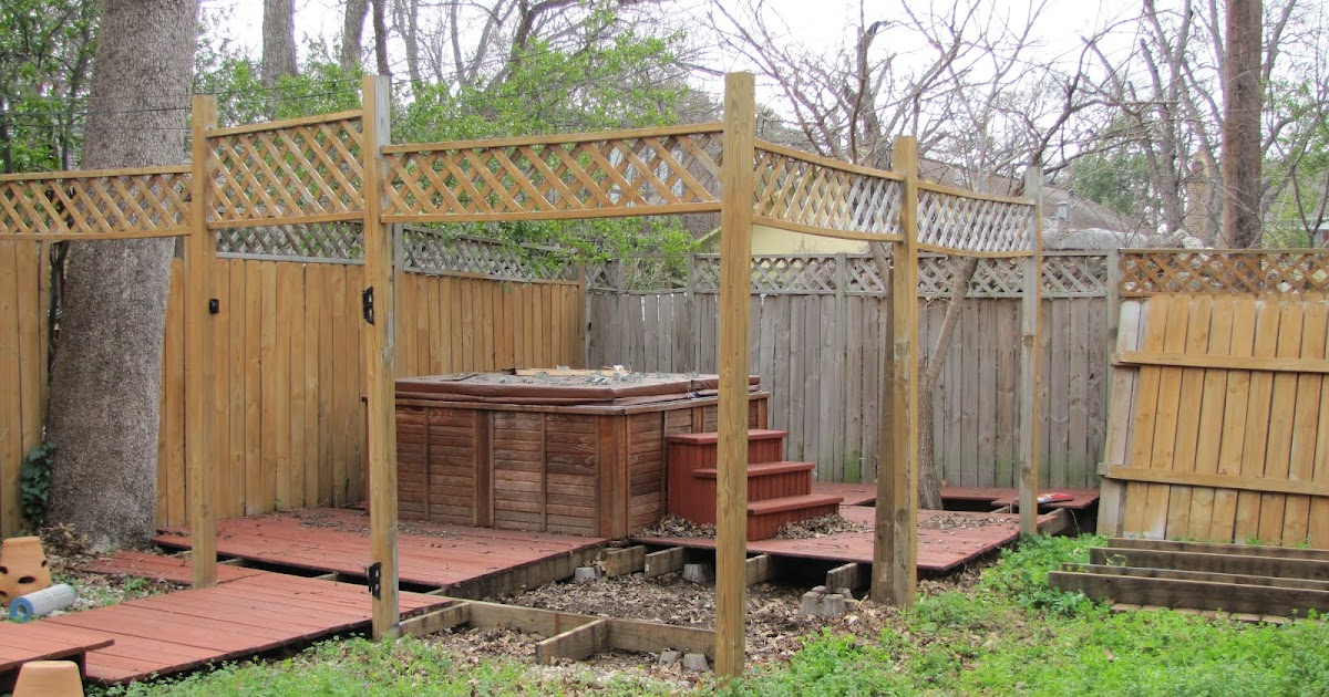 Mad for Mid-Century: Done: Remove Hot Tub
