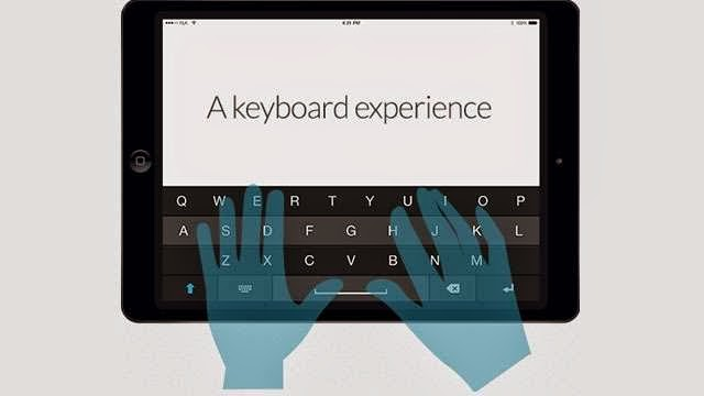 BlindSquare, Launch Center Pro, GV Connect  and Wordbox, updated and become the first Apps for iOS to offer Fleksy predictive touch keyboard instead of iOS default