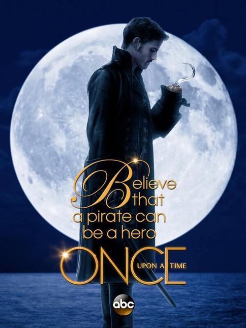 Fotos promocionales 3ª temporada Hook+poster+promocional