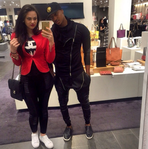 IK Ogbonna Says Sonia Is His Wife, Not His Babymama