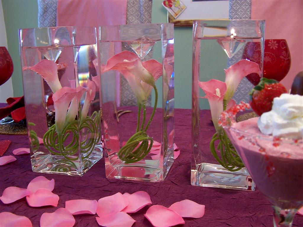 Perennial passion valentine dinner party is over for Valentines dinner party ideas