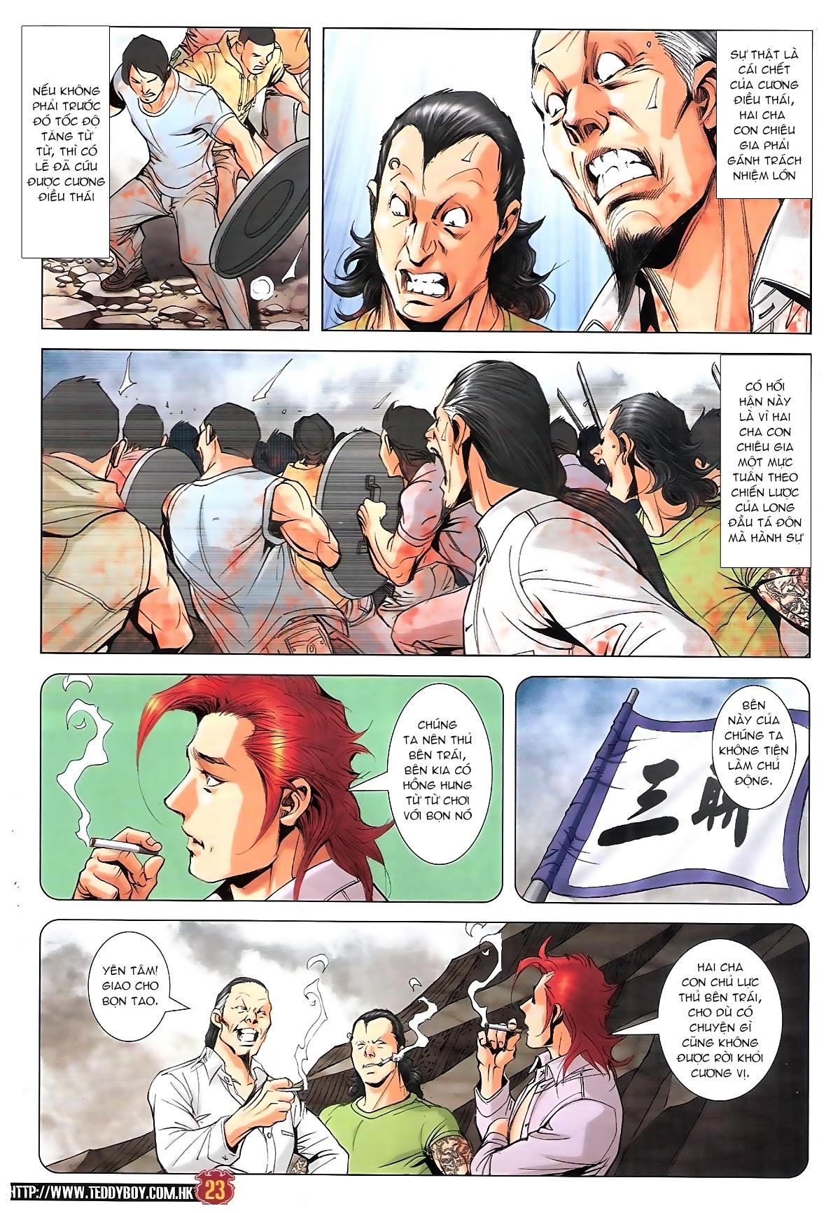 Người Trong Giang Hồ Chap 1842 - Next Chap 1843