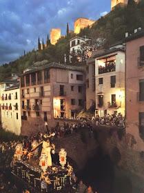 Cartel Semana Santa Granada 2015