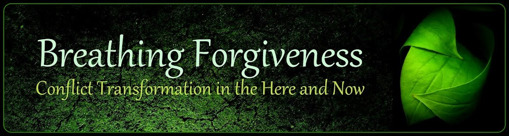 Breathing Forgiveness