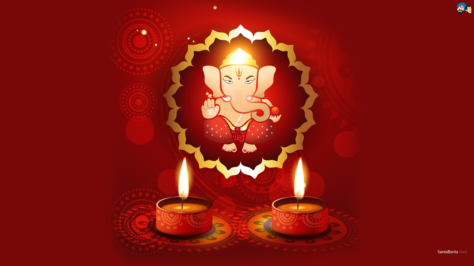 Ganesh Chaturthi Images, Wallpapers, Pictures in HD | Lord Ganesha HD ...