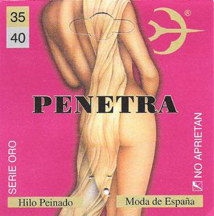 calcetines penetra