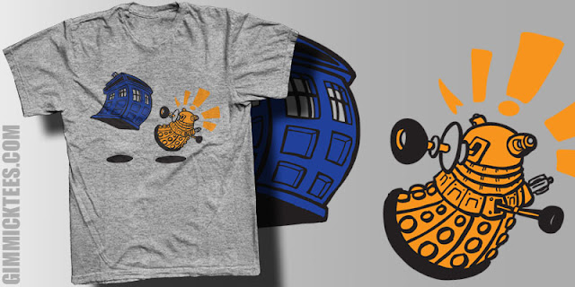 DALEK+MOCKUP SR Geek Picks: Kingdom Come Fan Film Trailer, Princess Bride Trivia & More